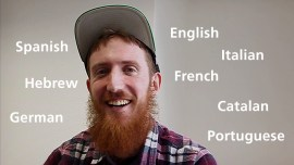 Come imparare velocemente una lingua? I 10 trucchi di questo fuoriclasse