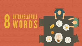 Untranslatable Words From Around The World