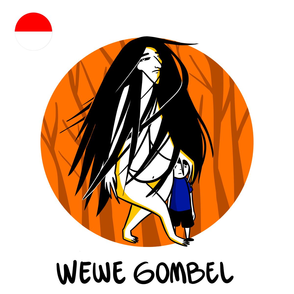 Direction l'Indonésie avec Wewe Gombel