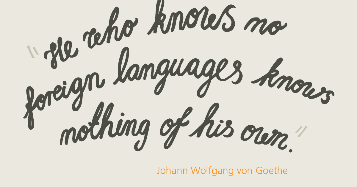 The 60 Best Inspirational Language Quotes Impressive Quotes On Learning