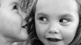 Les jumeaux et les langues secrètes