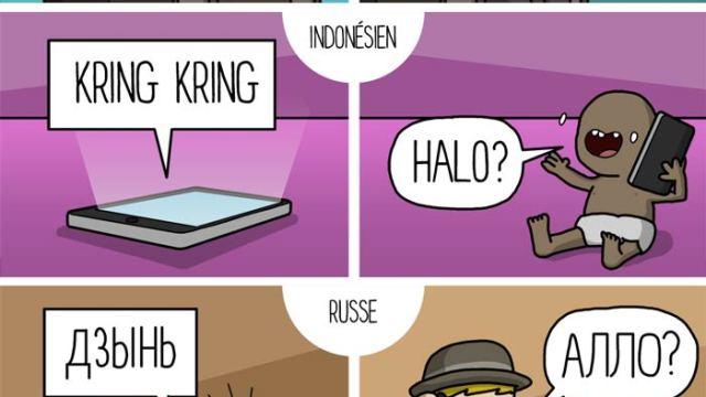 Allo en russe et autres langues – un guide linguistique