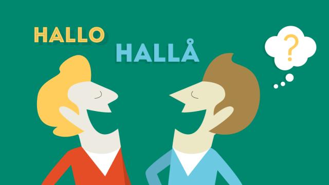 Semi-comunicazione in Scandinavia