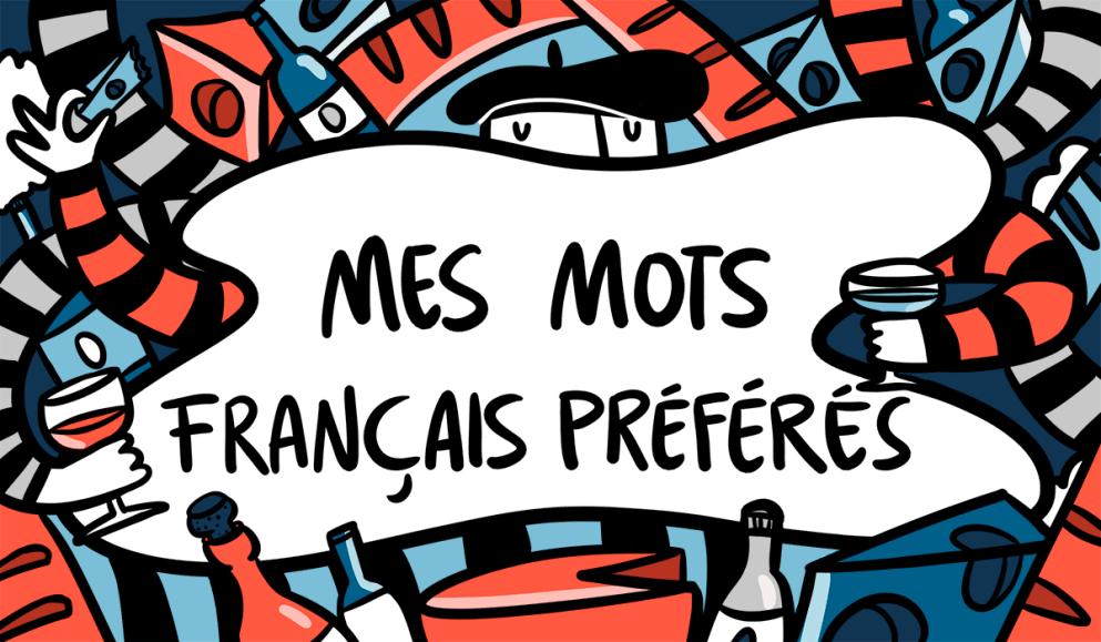 Chou, vachement, ronronner… voici nos 10 mots français préférés !