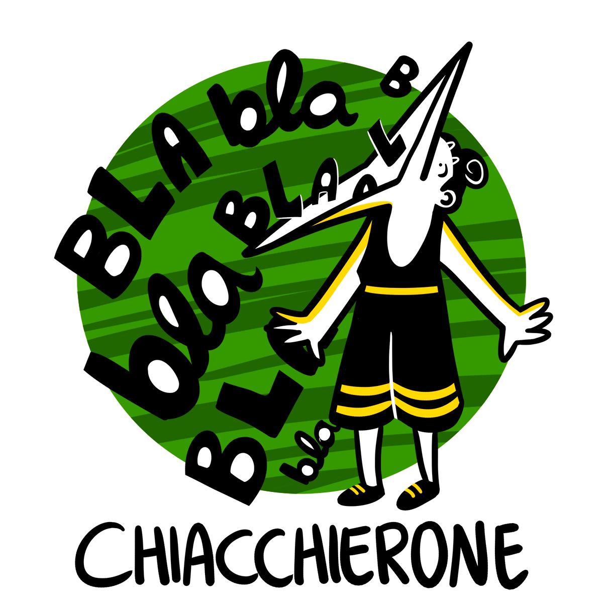 Difficile à épeler, le mot chiacchhierone est bien sûr parmi nos préférés