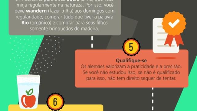 """10 passos para se """"alemanizar"""""""