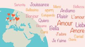 Aprendendo uma língua por amor: sua língua é sexy ou não?