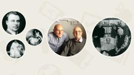 Retrato: Gianni Guaita a sus casi 100 años de edad se entrega al placer de recordar y comparte las experiencias que ha tenido con Babbel