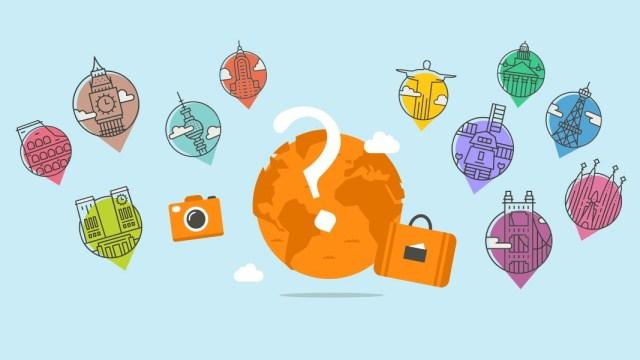 New York, Rio, Rome…? The language learner's dream destination revealed