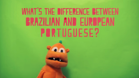 What's The Difference Between Portuguese In Brazil And In Portugal?