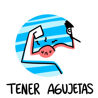 Le mie parole spagnole preferite: Agujetas