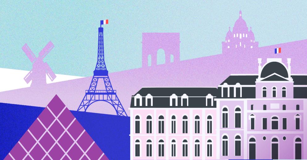 7 Gründe, warum Französisch lernen Vorteile bringt