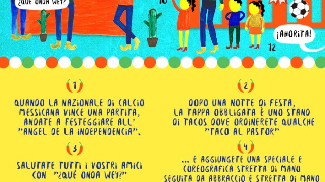 Come diventare messicani in 13 passi