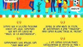 13 passos para se mexicanizar