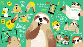 Nova língua, nova vida! Como estudar melhor integrando 15 minutos de aprendizado no seu dia a dia