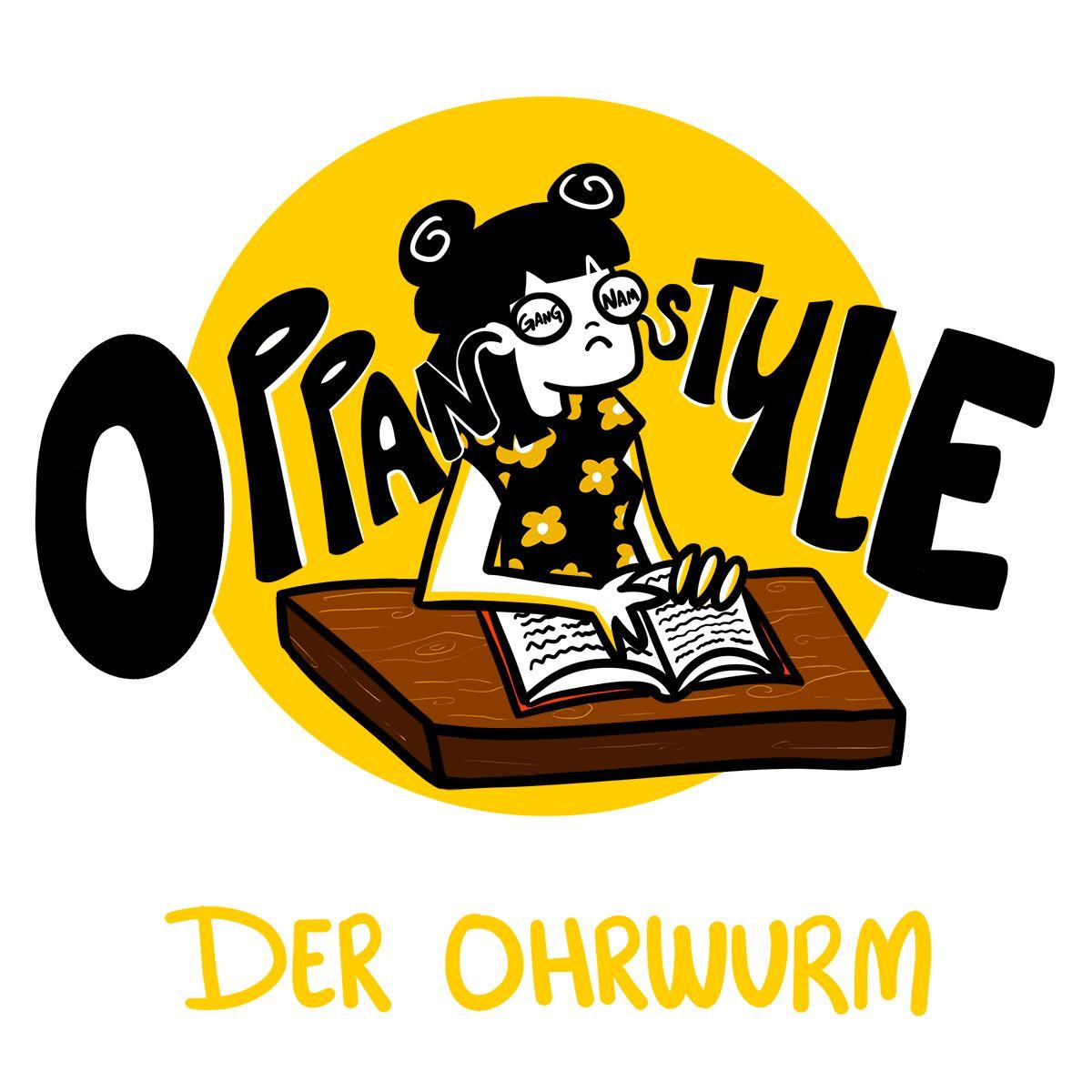 palavras em alemão ohrwurm