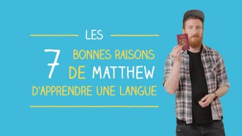 Il parle 9 langues et nous explique pourquoi