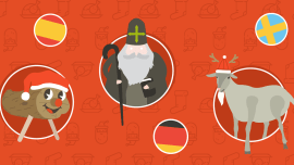 Roast Turkey or Fried Chicken? Christmas Around the World