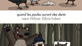 """""""Gebt mir zu trinken, oder ich töte den Hund!"""" – französische Redensarten mit Tieren"""