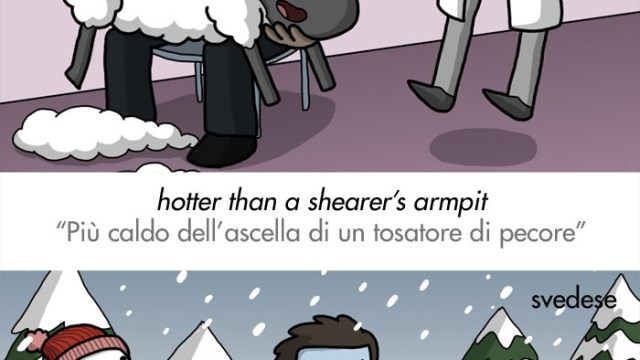 Piovono coltellini! E altri divertenti modi di dire sul tempo in varie lingue
