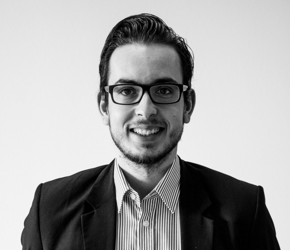 User Portrait: Introducing Richard Janssen
