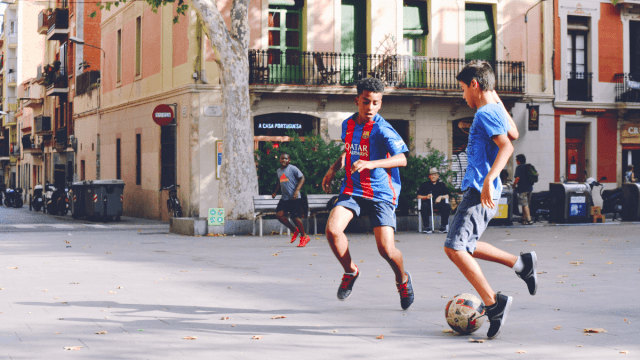 Language And Football: How The Beautiful Game Became Multilingual, And How The Players Cope