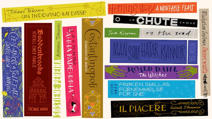 Nos livres préférés pour apprendre les langues !