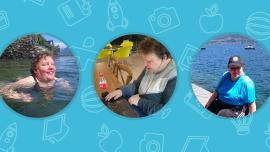 Babbel, braille e vacanze: Regina è non vedente e impara l'italiano online