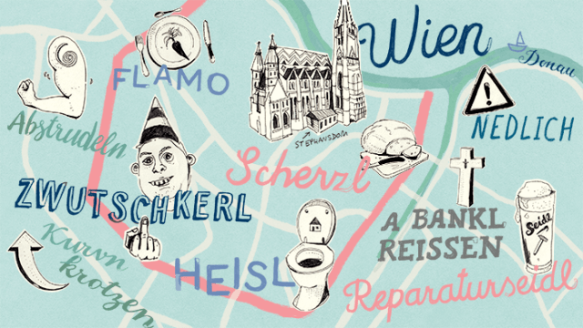 9 Essential Austrian German Words For A Night Out In Vienna