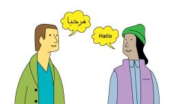 أنا أتكلم الألمانية … Probleme mit der Aussprache?