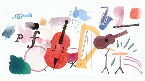 Musique et langage : peut-on jouer de la musique comme on parle une langue ?