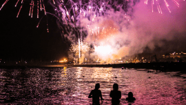 Seven Waves And Red Underwear: 6 New Year's Eve Traditions From Around The World