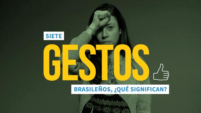 Quiero conocer hombres brasilenos