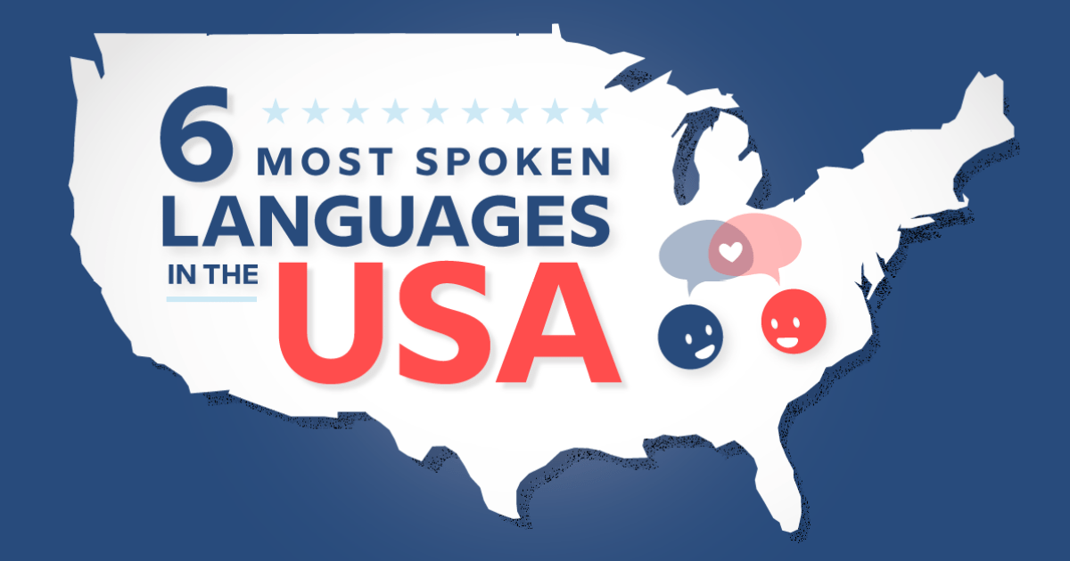 which are the most spoken languages in the us