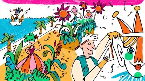 Comment fête-t-on le carnaval dans le monde?