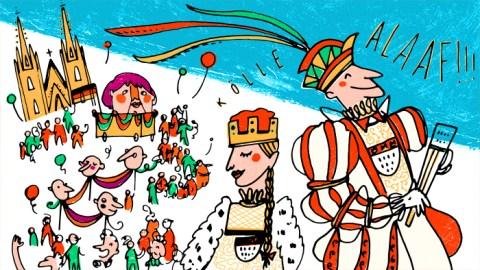 Wie man Karneval feiert – in 6 Sprachen