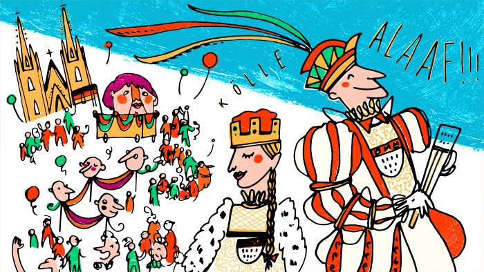 Come celebrare il Carnevale in 5 lingue diverse