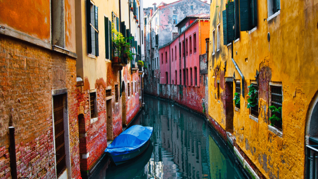 5 Venetian Words That Took The World By Storm