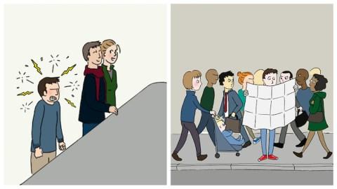 Les 5 astuces d'une banlieusarde pour ne pas passer pour un touriste à Paris