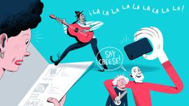 Cómo aprender un nuevo idioma a través de una app