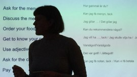 Lära ut svenska på Babbel, med Babbel
