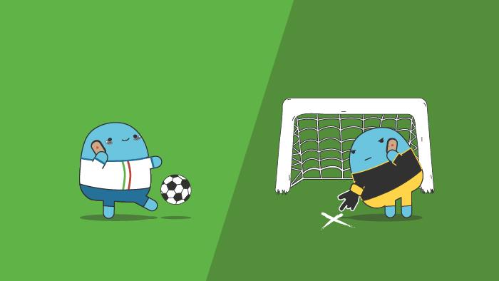 Expresiones futboleras de alrededor del mundo