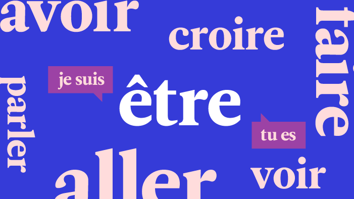 The 20 Most Common French Verbs