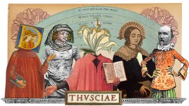 El rol de la literatura italiana en la evolución de la lengua