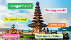 How Many People Speak Indonesian, And Where Is It Spoken?