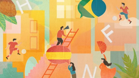 As 6 línguas mais fáceis de aprender se você já fala português