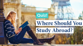 Quiz: Where Should You Study Abroad?