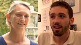 Comment deux débutants se sont passionnés pour les langues étrangères en deux mois