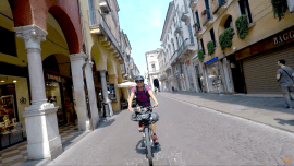 Berlin To Venice By Bike: Learning A New Language On The Road
