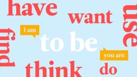 Conjugaison : les 20 verbes les plus utilisés en anglais